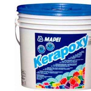 Клей-затирка швов эпоксидная Mapei Kerapoxy №100 5 кг.