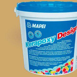 Затирка швов эпоксидная Mapei Kerapoxy Design №741 (глянцевый песочный) 3 кг.