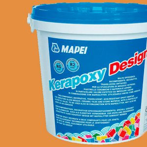 Затирка швов эпоксидная Mapei Kerapoxy Design №715 (песочный) 3 кг.