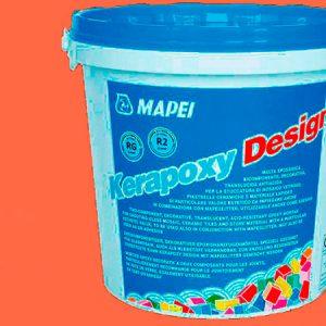 Затирка швов эпоксидная Mapei Kerapoxy Design №130 (жасмин) 3 кг.
