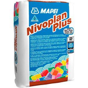 Штукатурка цементная Mapei Nivoplan Plus 25 кг.