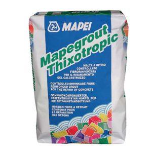 Ремонтный состав Mapei Mapegrout Tixotropic 25 кг.