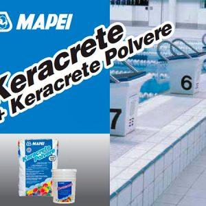Клей для плитки Mapei Keracrete белый 25 кг.