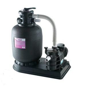 Фильтр Д.611 HAYWARD POWERLINE 14.0м3/ч с верхним вентилем