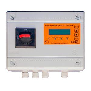 Блок управления фильтрацией и нагревом ACON АT DIGITAL-S Double 380 В
