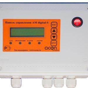 Блок управления фильтрацией и нагревом ACON АМ DIGITAL-S Double 220 В