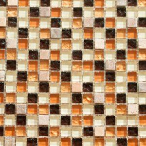 Мозаика арт.NO 14 (8х305х305 яч.15х15)