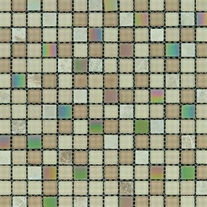Мозаика арт.LARS 04 (4х300х300 яч.15х15)