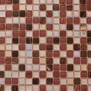 Мозаика арт.LARJ 20 (4х300х300 яч.15х15)