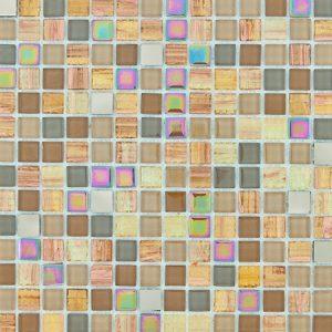 Мозаика арт.LARJ 16 (4х300х300 яч.15х15)