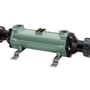 Теплообменник BOWMAN 40кВт с соединительными муфтами (Великобритания)