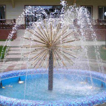 Примеры обустройства бассейнов с применением мозаики