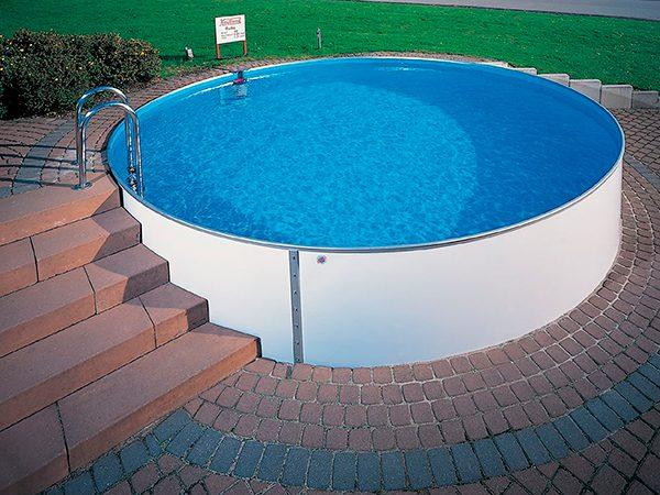 Бассейн круглый Sunny Pool